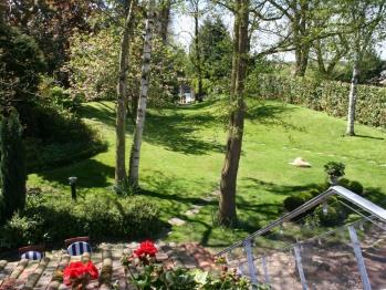 Le parc ,domaine de la Frênaie , Valenciennes