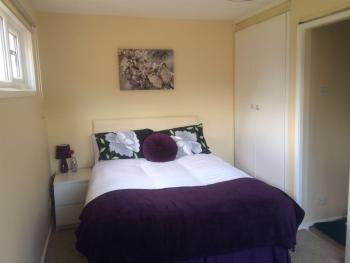 Milton Keynes City Heights Accommodation - Double Bedroom