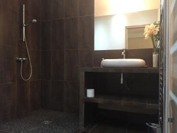 HORTENSIA Chambre #2 salle de bain