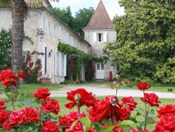 Location chambres d'hôtes et gîtes en Charente-Maritime - Château de Puyrigaud