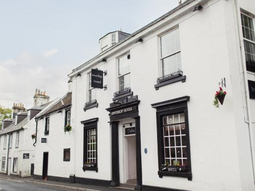 Front View of Inverkip Hotel
