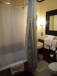 Maid's Suite Bathroom