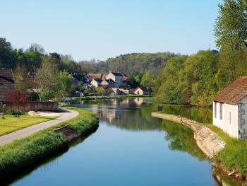 Mailly-la-Ville - Canal du Nivernais