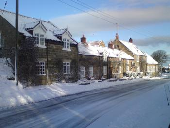 The Ellerby in winter