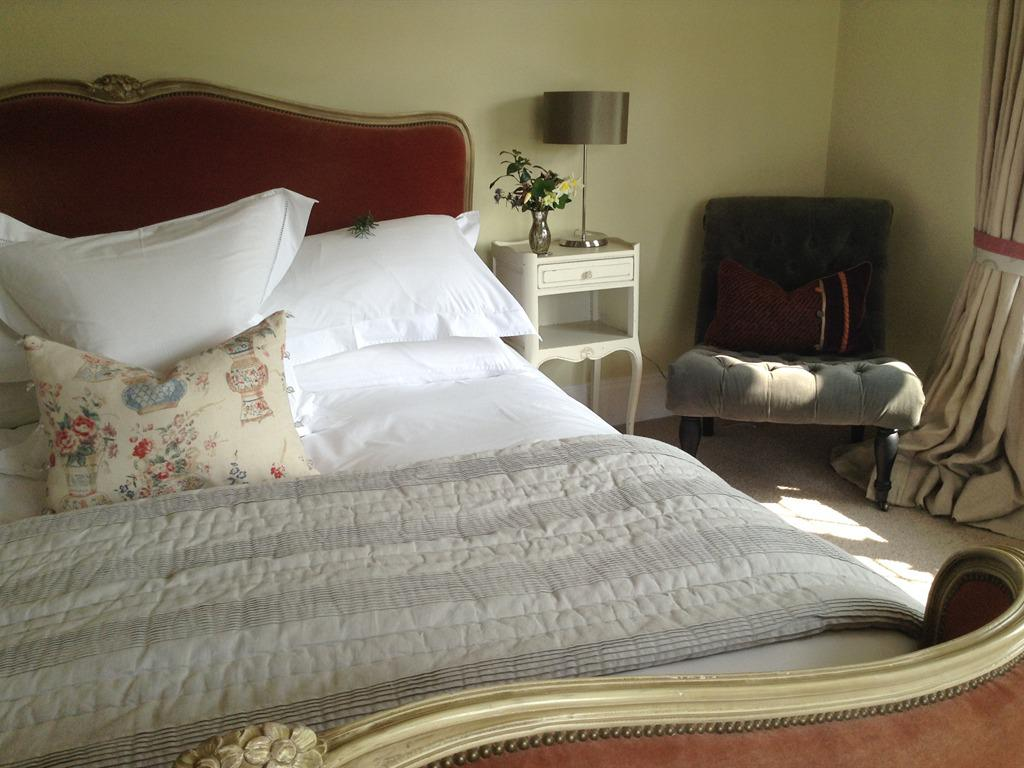 Double room-Luxury-Ensuite with Bath-Garden View-Hebe Room