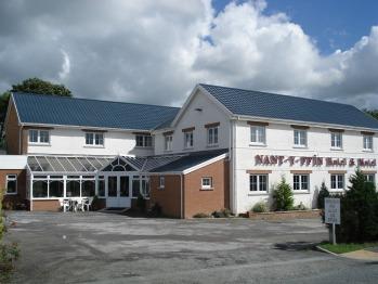 Nant-Y-Ffin Hotel Ltd -