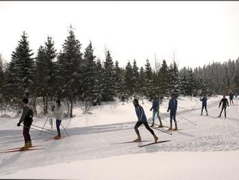 Ski de Fond a Metabief