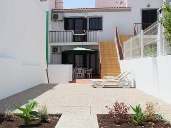 Villa Albufeira - Backyard