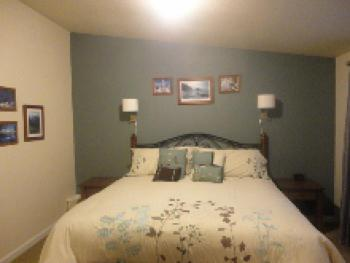 Double room-Ensuite-King-Garden View-# 2 (Blue) # 3 (Green) - Base Rate