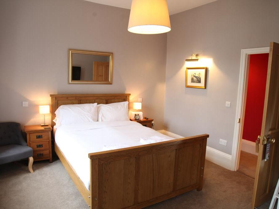 Double room-Deluxe-Ensuite with Shower-Eider or Snipe