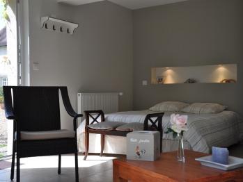suite Deauville - Prestige - lit 160 - sauna, balneo et douche italienne