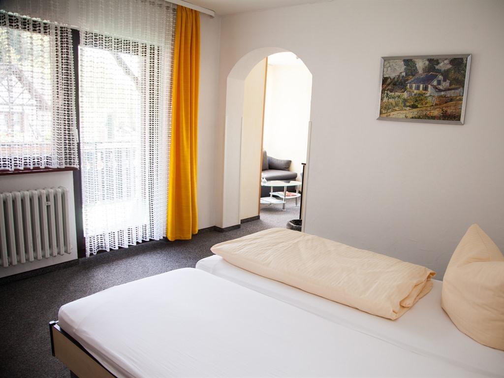 Doppelzimmer-Ensuite-Balkon - Standardpreis