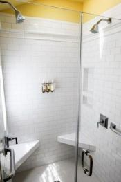 Royal Poinciana's Tiled Double Shower