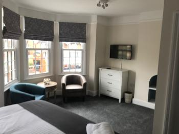 Iffley Town House - Delux Super King Room