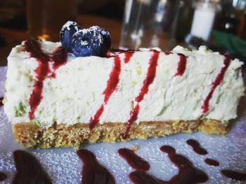 Our delicious desserts are very popular indeed