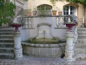 Le petit bassin