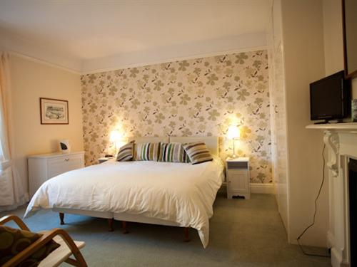 The Heron Room which can be twin or Super King Size double