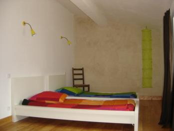 Chambre enfants / Abricotier