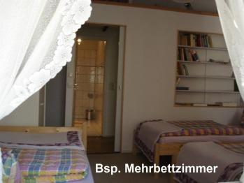Beispiel Mehrbettzimmer