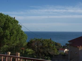 vue mer, mer a 300 metres