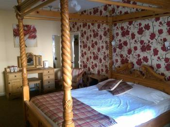 Double room-Ensuite-Four Poster - Double room-Ensuite-Four Poster