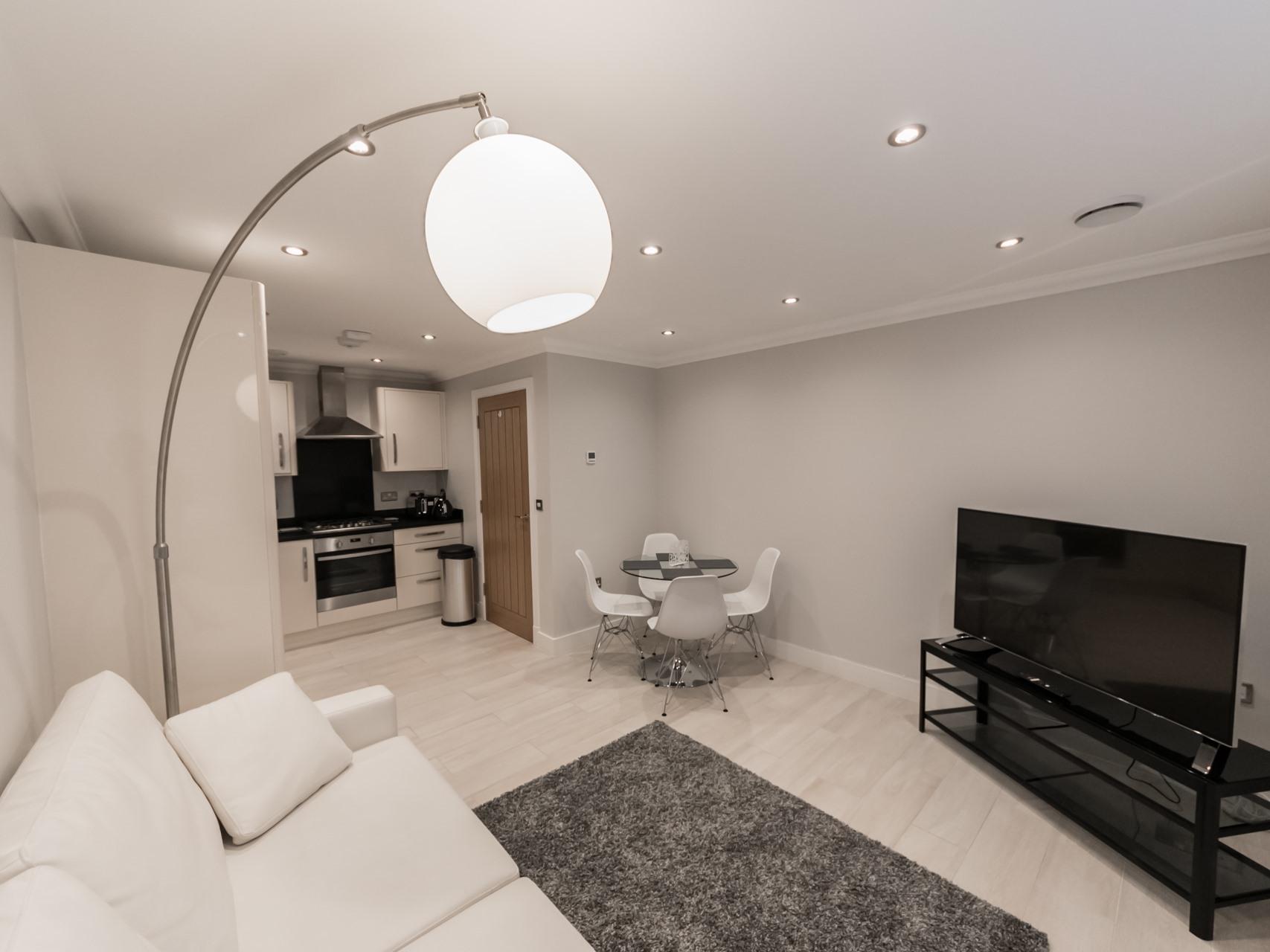 Deluxe Apartment - KSA