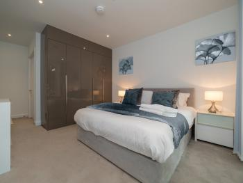 Deluxe Central London Apartments-Southwark - Bedroom