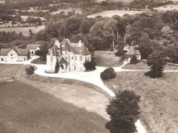 Le Château en 1900