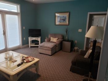 Suite 2 living room