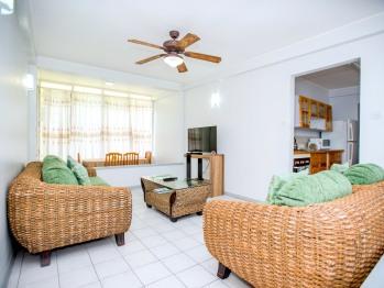 Two Bedroom Deluxe- Living Room