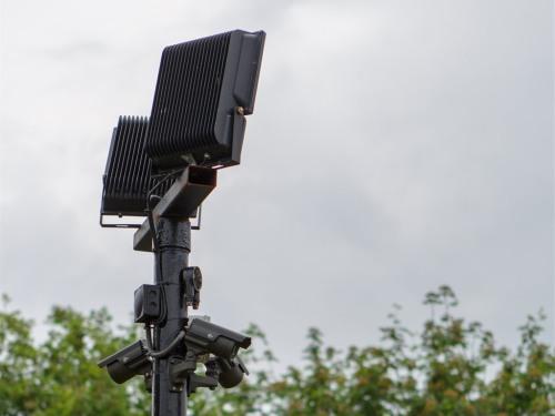 CCTV monitored