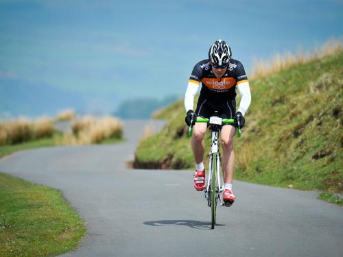 We love cyclists!