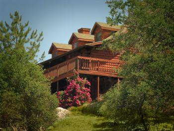 The Log House Lodge Bed & Breakfast