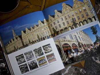 Visite de la ville historique d'Arras