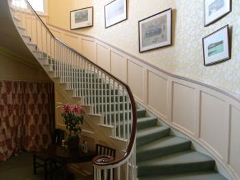 Regency Staircase