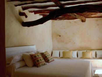 Marriage bed-Superior-Bathroom with shower-Terrace-Son Saura