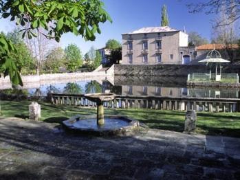 """Zona/Entorno""""Jardín Renacentista El Bosque"""""""