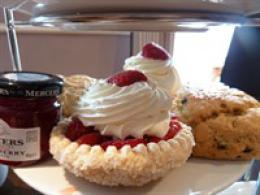 Afternoon Tea for Two £10.95