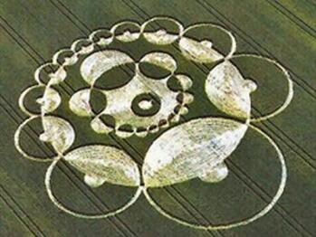 A Crop Circle