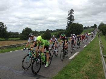 """ Le Tour de France"" passing by 2016"
