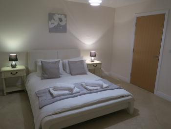 2 Bedroom Apartment in Stevenage - Bedroom1
