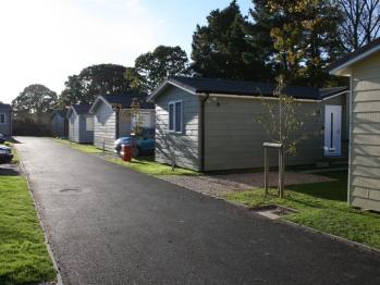 Lodges at Golden Cross Park