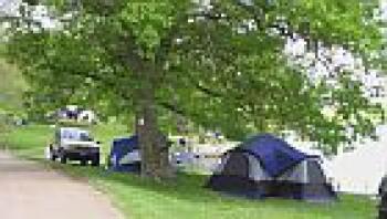 Campsite A
