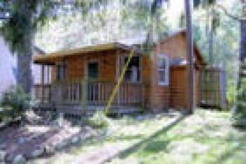 Cabin 1-Double room-Ensuite-Standard
