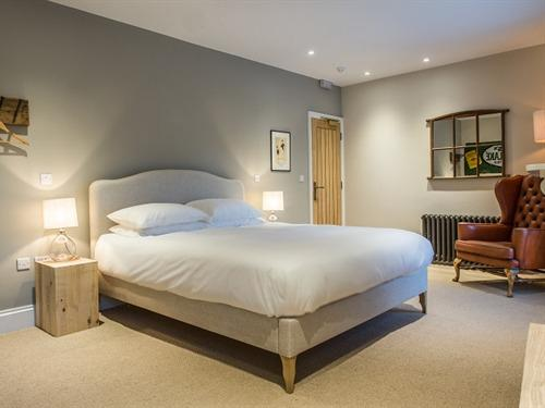 Double room-Superior-Ensuite with Bath-Super King