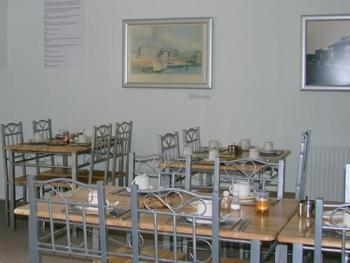 Dining room at the Grand Hastings