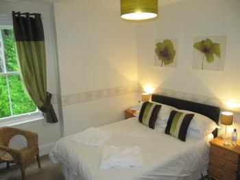 One of our larger en-suite rooms