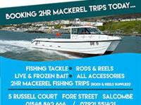 Mackerel fishing trips Fishing tackle and bait shop 0.1 miles