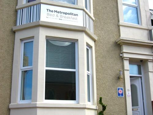 The Metropolitan exterior