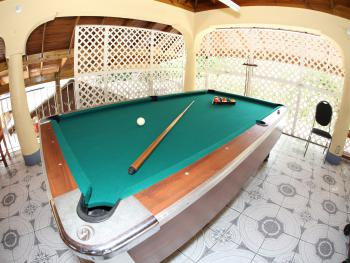 Gaming Room Pool Table